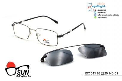 glasses SUN CLIP DC3043 53[]20 140 C3
